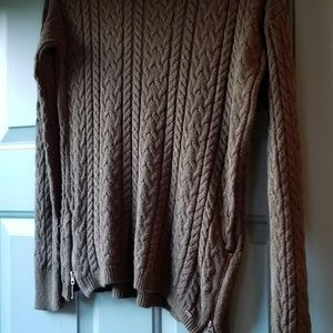Olive green American Eagle sweater